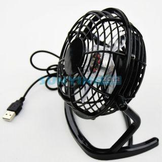 Fashionable Super Mute Quiet Mini USB Cooler Cooling Desk Fan