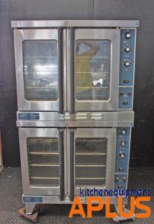 Duke E101 E Double Deck Electric Convection Oven