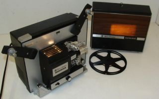 Bell Howell 482 482A Super 8 mm 8mm Film Autoload Movie Projector