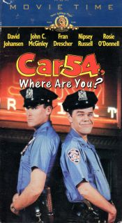 David Johansen 1994 Car 54 Where Are You Fran Drescher New York Dolls