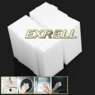 12x Magic Sponge Clean Car Wash Cleaner Kitchen Cleaning Eraser Stain