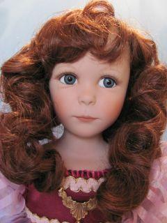 Drake Porcelain Fairytale Princess Brigitte Deval Sleeping Beauty 1997