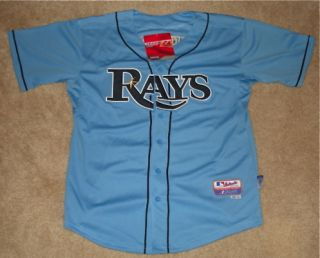 DAVID PRICE AUTOGRAPHED JERSEY (TAMPA BAY RAYS) PROOF