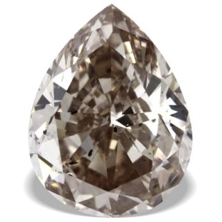 New Pear Shaped Pink Color 2 Carat Loose Natural Diamond