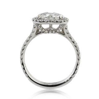 92ct Heart Shape Diamond Engagement Ring and Anniversary Ring