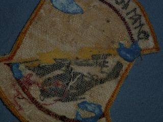 Patch Vietnam US Army B Co 25th AVN Diamondhead Early Hand Made RARE