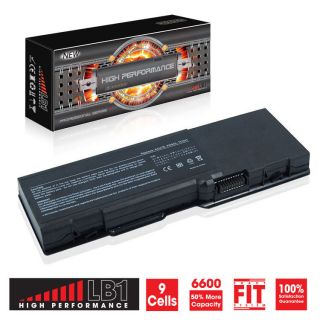 new 9 cell laptop battery for dell inspiron 1501 $ 49 95