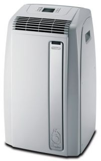 DeLonghi PAC A120E 12,000 BTU Eco Friendly Portable Air Conditioner