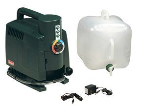 Coleman Hot Water on Demand Portable Water Heater New