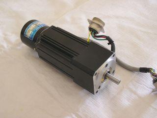 Tamagawa TBL S AC Servo Motor w Encoder Brake CNC Router DIY Kit