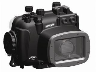 1118 Underwater Housing for Nikon Coolpix P7000 Digital Camera