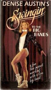 Aerobic Video Denise Austin Swingin to The Big Bands