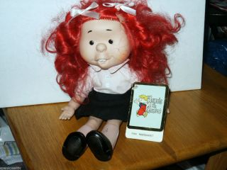 Vintage Margaret Doll From Dennis The Menace Show