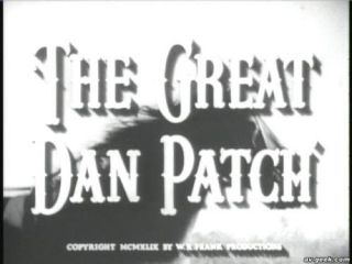 The Great Dan Patch DVD 1949 Dennis OKeefe Bio Drama