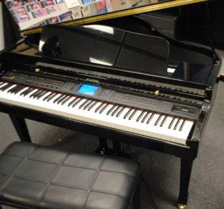 Suzuki G  Baby Grand Digital Piano