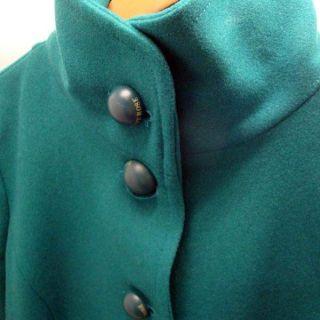 Denny Rose Cappotto Art 4010 Taglia XS s Colore Verde