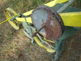 Vtg David Bradley Cultivator Walk Behind Planter  Pick Up or You