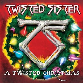 Twisted Sister A Twisted Christmas New SEALED CD Dee Snider