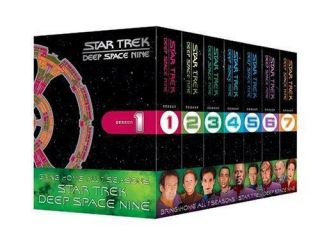 NEW Star Trek Deep Space Nine DS9 e Complete Series (48 DVD Set