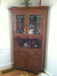 primitive furniture hoosier hutch cabinet country farm kitchen cottage