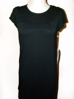 Design History Womens Size S / Small Black NEW Jersey Dress
