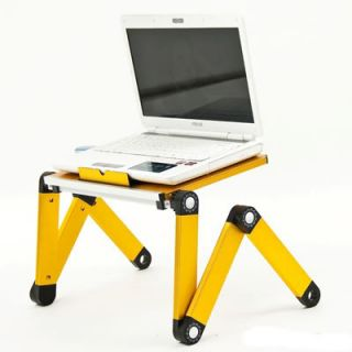 Portable Laptop Desk Table Stand Notebook Bed TV Tray