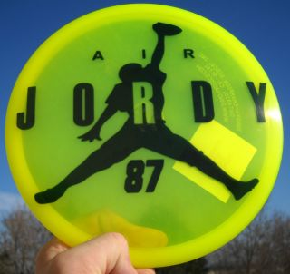 DISC GOLF INNOVA AIR JORDY NELSON GB CHAMPION KING COBRA 180G FREE
