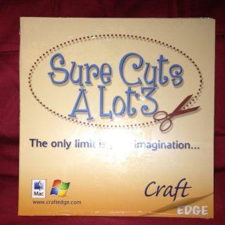 Sure Cuts A Lot V3   Design & Cut Vinyl Cutter Software Signs Graphics