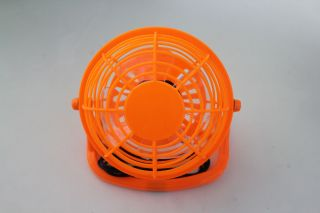 New PC Mini Portable Fan Cooler Quiet Desk Fan Super Mute USB Cooling