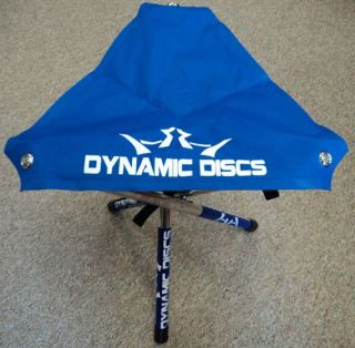 Disc Golf Camp Time Roll A Stool Chair Dynamic Discs