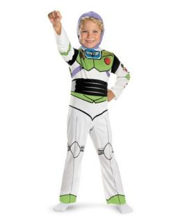 Disguise Disney Buzz Light Year Deluxe Child Costume Small 6