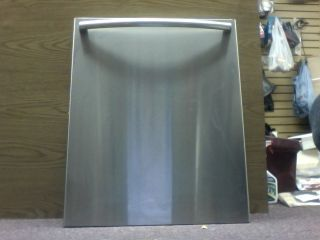Bosch DIshwasher Door Panel STAINLESS STEAL Fits model SHU9955UC UC12