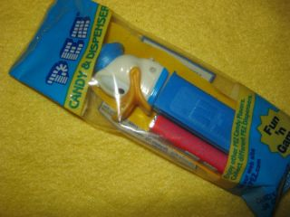 Pez Candy Dispenser Disney Donald Duck
