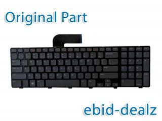 Original Dell XPS 17 L702X Backlit US English Keyboard NSK DZ0BQ 2WCP0