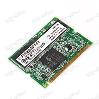 Dell Inspiron 1000 1150 1200 B120 8500 Mini PCI Wireless WiFi Card
