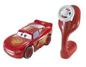 Disney Pixar Cars Lightning McQueen Remote Control Car