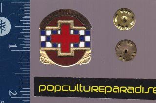 MEDDAC Fort Stewart Army Medical Pin Di DUI Badge