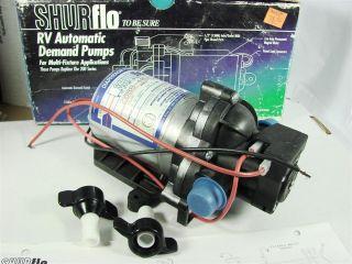 SHURFLO RV water pump REPLACES 200 series automatic demand 12V DC
