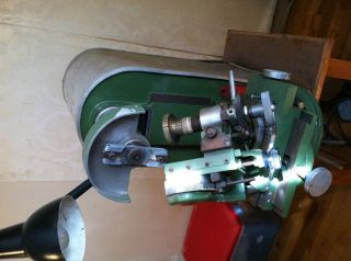 Diamond Cutting and Faceting Machine