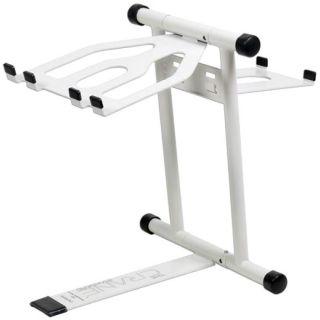 Crane Stand Basic Standard White DJ Laptop Stand