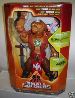 RARE Small Soldiers Talking Archer in Foreign Box