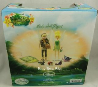 Tinker Bell Terence Fairies Doll Figure