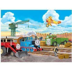 Ravensburger Thomas & Friends Puzzle 60 Pieces Thomas Visits the Docks