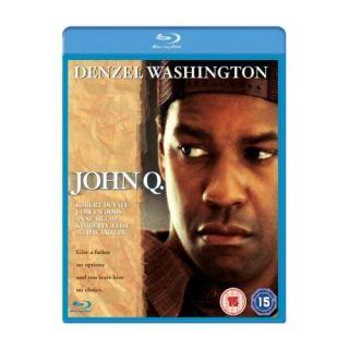 John Q Denzel Washington Blu Ray Regb