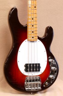 Ernie Ball MusicMan Stingray Classic 4 Bass Single Humbucker in Retro