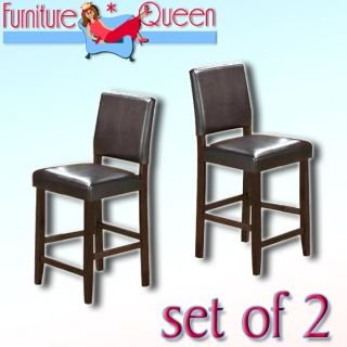 Derick Counter Height Stools Chairs Dining 2708s 24