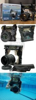 DiCAPac WP S10 Waterproof Case for DSLR