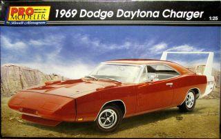 Revell 1969 Dodge Daytona Charger Pro Modeler