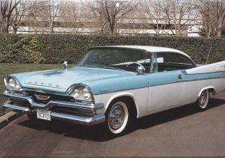 1957 Dodge Royal Lancer Dr