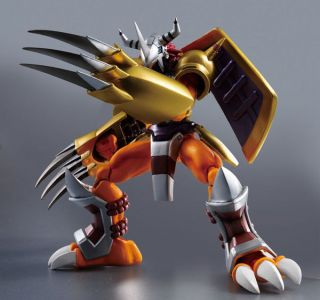 Japan Action Figure Digimon Wargreymon D Arts Toys Anime Adventure